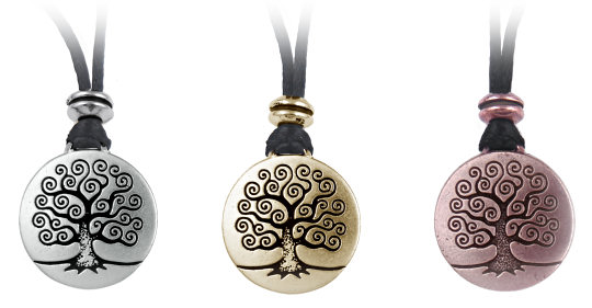 Lytha studios basic pendants tree of life pendant aloadofball Gallery